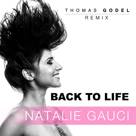 NATALIE GAUCI-Back To Life
