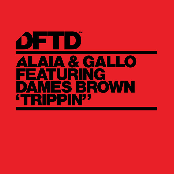 ALAIA & GALLO, DAMES BROWN-Trippin´