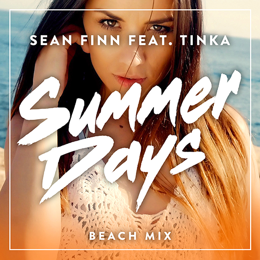 SEAN FINN FEAT. TINKA-Summer Days