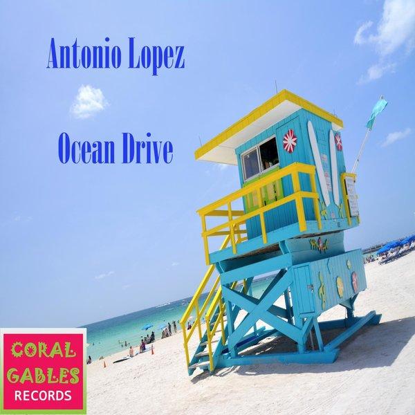 ANTONIO LOPEZ-Ocean Drive