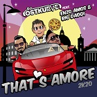 DJ OSTKURVE FEAT. ENZO AMOS & BIG DADDI-That s Amore (2k20)