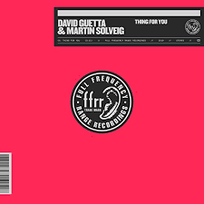 DAVID GUETTA & MARTIN SOLVEIG-Thing For You