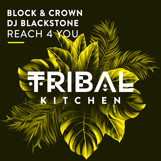 BLOCK & CROWN & DJ BLACKSTONE-Reach 4 You