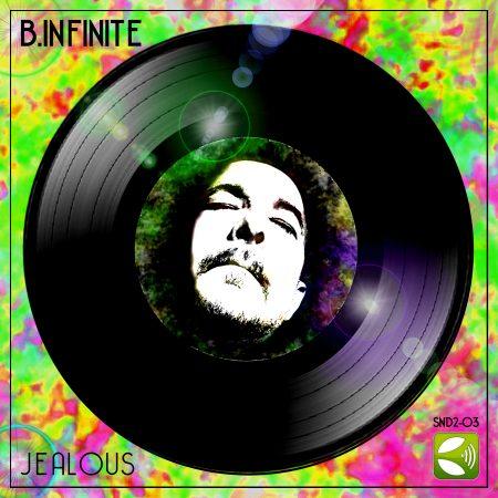 B.INFINITE-Jealous