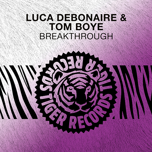 LUCA DEBONAIRE & TOM BOYE-Breakthrough
