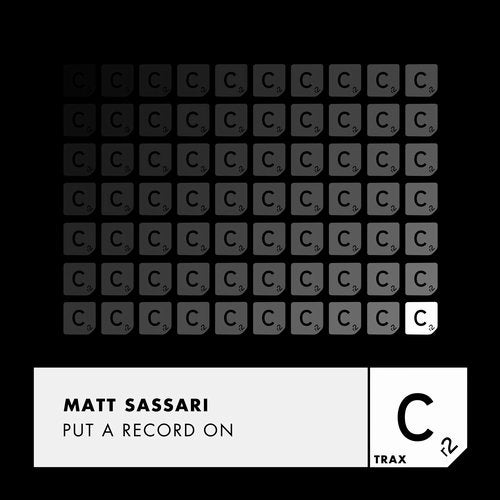 MATT SASSARI-Put A Record On