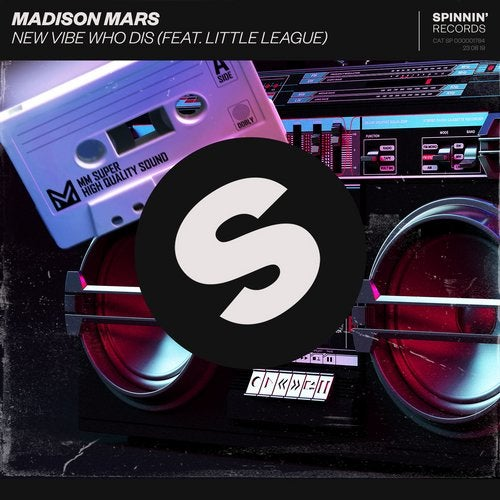 MADISON MARS, LITTLE LEAGUE-New Vibe Who Dis