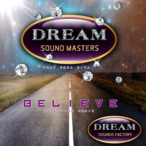 DREAM SOUND MASTERS FEAT EMMA DIVA-Believe