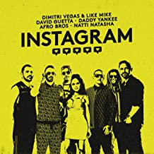 DIMITRI VEGAS & LIKE MIKE, DAVID GUETTA, DADDY YANKEE FEAT-Instagram ( Sean Finn Remix )