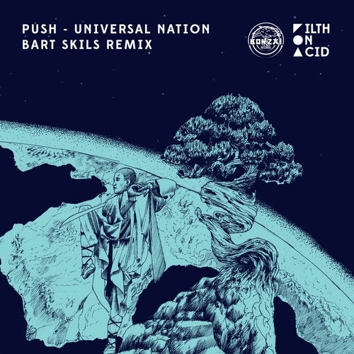 PUSH-Universal Nation ( Bart Skill Remix 2k19)
