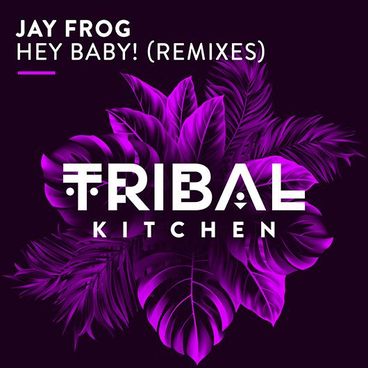 JAY FROG-Hey Baby (rmx)