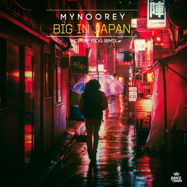 MYNOOREY-Big In Japan