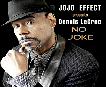 JOJO EFFECT & DENNIS LEGREE-No Joke - Gardener Of Delight. & Zouzoulectric Rmx