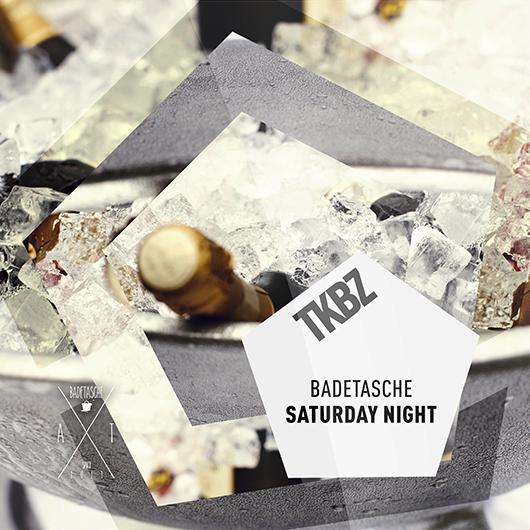 BADETASCHE-Saturday Night