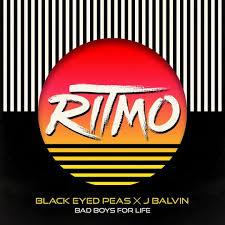 BLACK EYED PEAS VS J BALVIN-Ritmo