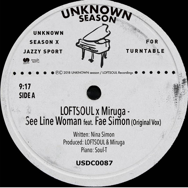 LOFTSOUL, MIRUGA, FAE SIMON-See Line Woman