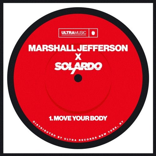 MARSHALL JEFFERSON, SOLARDO-Move Your Body