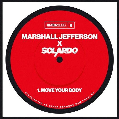 MARSHALL JEFFERSON, SOLARDO-Move Your Body