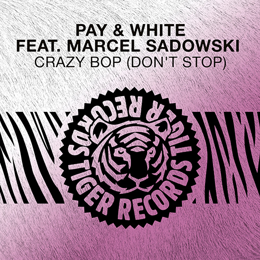 PAY & WHITE FEAT. MARCEL SADOWSKI-Crazy Bop (don T Stop)