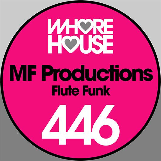 MF PRODUCTIONS-Flute Funk
