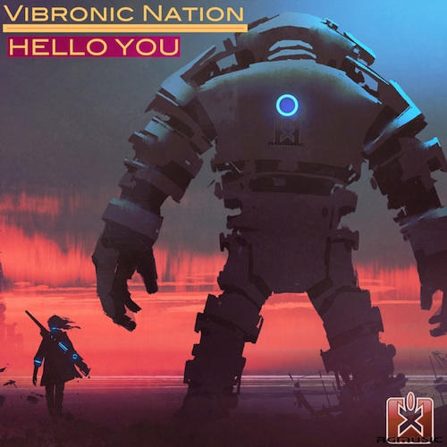 VIBRONIC NATION-Hello You