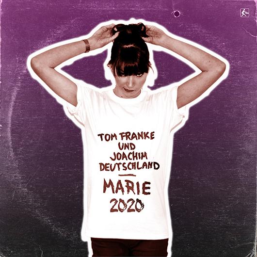 TOM FRANKE & JOACHIM DEUTSCHLAND-Marie 2020