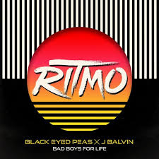 BLACK EYED PEAS VS J BALVIN-Ritmo