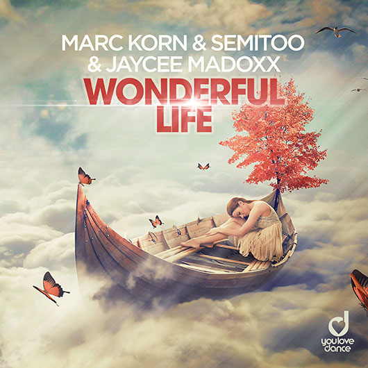 MARC KORN, SEMITOO & JAYCEE MADOXX-Wonderful Life