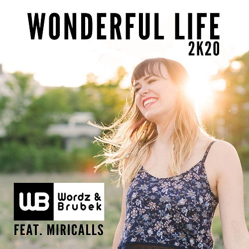 WORDZ & BRUBEK FEAT. MIRICALLS-Wonderful Life 2k20