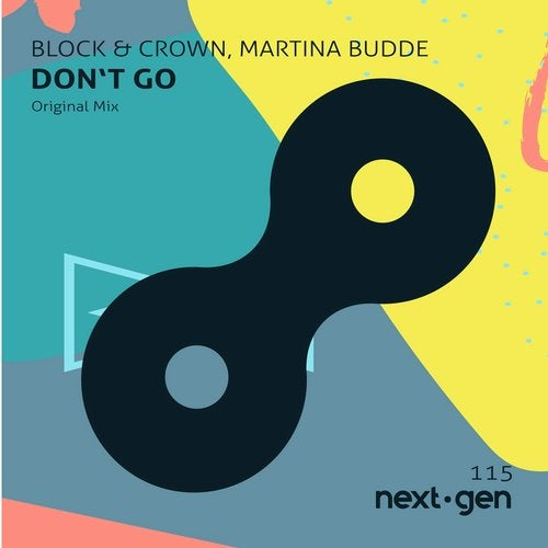 BLOCK & CROWN, MARTINA BUDDE-Don´t Go
