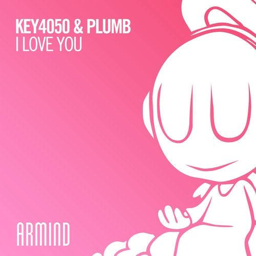PLUMB, KEY4050-I Love You