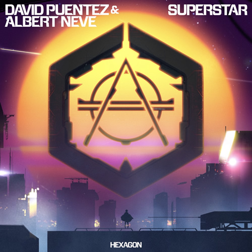 DAVID PUENTEZ & ALBERT NEVE-Superstar