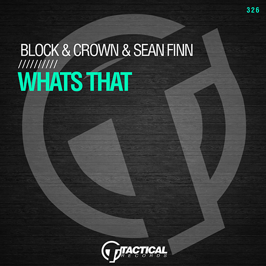 BLOCK & CROWN & SEAN FINN-Whats That