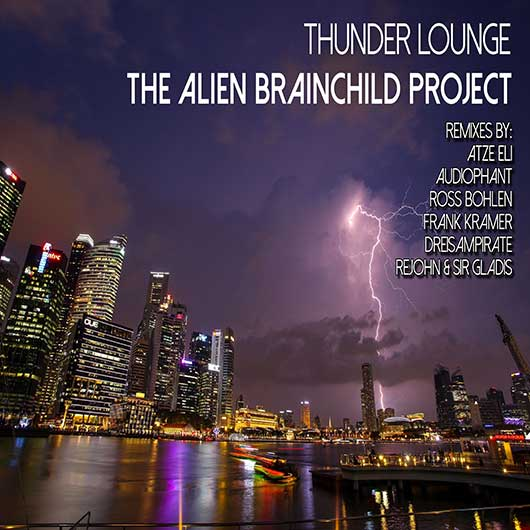 THE ALIEN BRAINCHILD PROJECT-Thunder Lounge