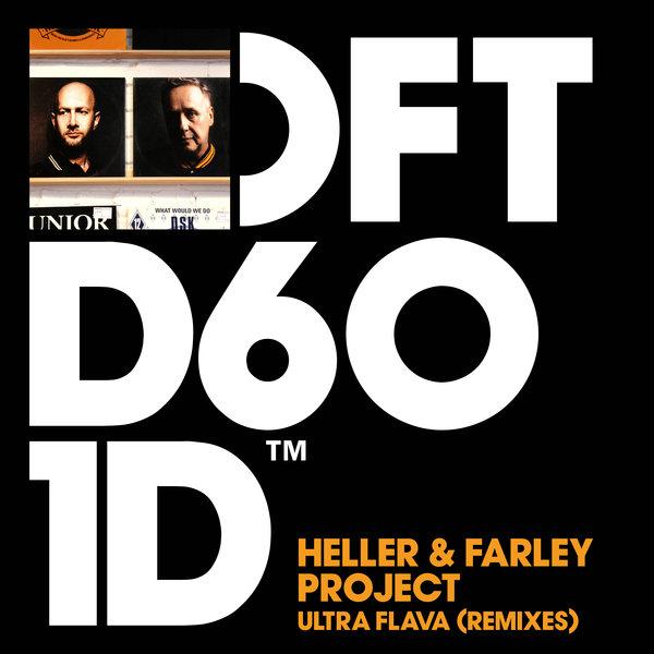 HELLER & FARLEY PROJECT-Ultra Flava  -  David Penn Extended Remix