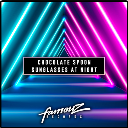 CHOCOLATE SPOON-Sunsglasses At Night