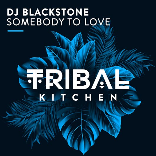 DJ BLACKSTONE-Somebody To Love