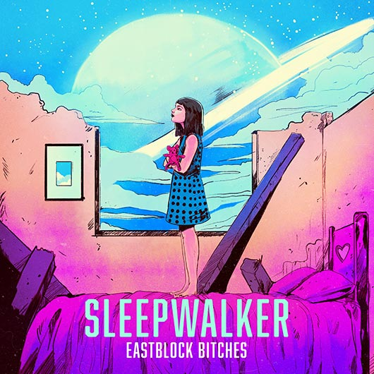EASTBLOCK BITCHES VS. OSTBLOCKSCHLAMPEN-Sleepwalker