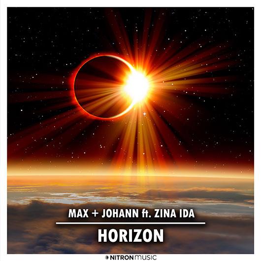 MAX + JOHANN FT. ZINA IDA-Horizon