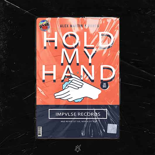 ALEX MARTIN & DANTH-Hold My Hand