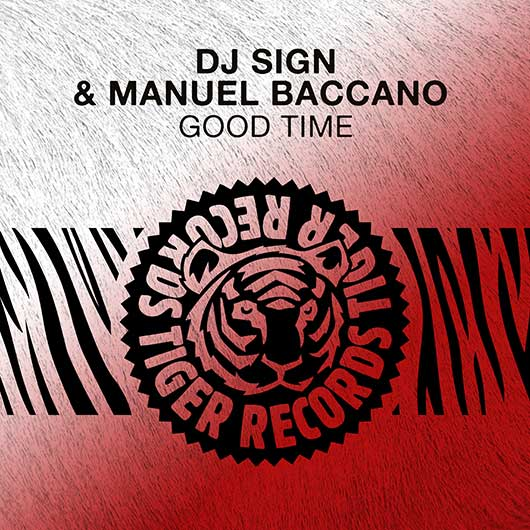 DJ SIGN & MANUEL BACCANO-Good Time