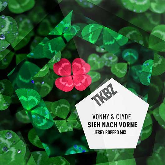 VONNY & CLYDE-Sieh Nach Vorne (jerry Ropero´s Mix)