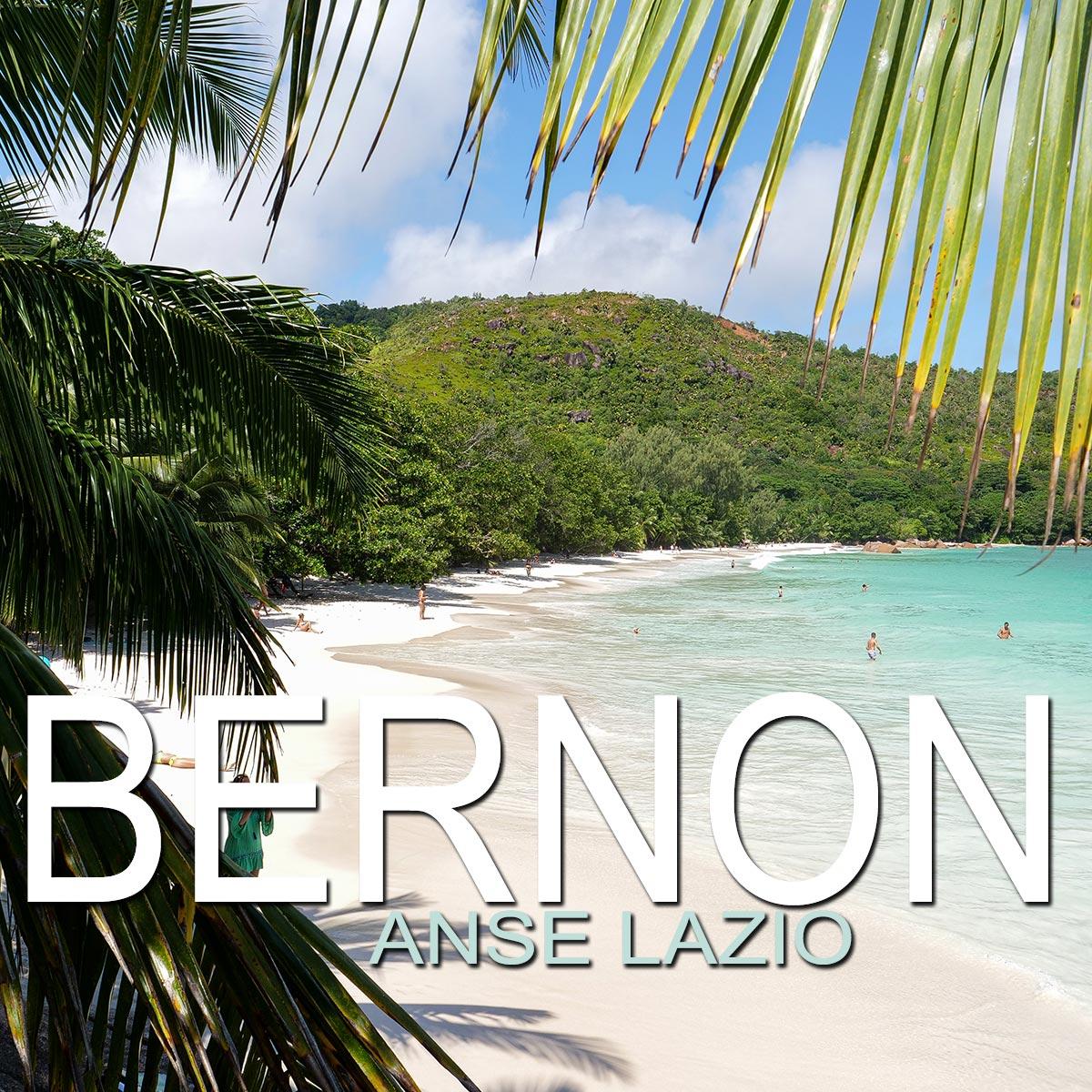 BERNON-Anse Lazio (beautiful Beach Mix)
