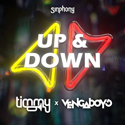 TIMMY TRUMPET X VENGABOYS-Up & Down