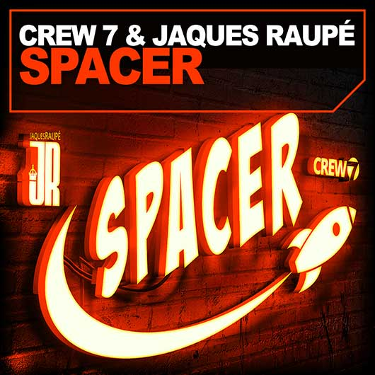 CREW7 & JAQUES RAUPé-Spacer