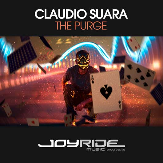 CLAUDIO SUARA-The Purge