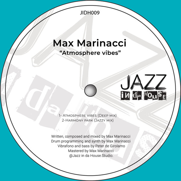 MAX MARINACCI-Atmosphere Vibes