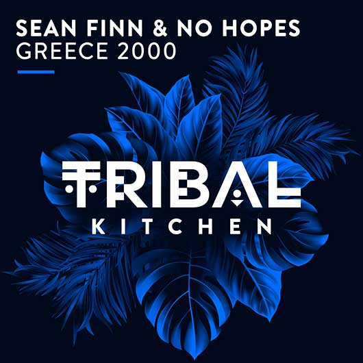 SEAN FINN & NO HOPES-Greece 2000
