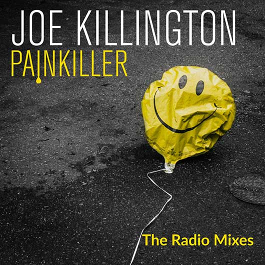 JOE KILLINGTON-Painkiller