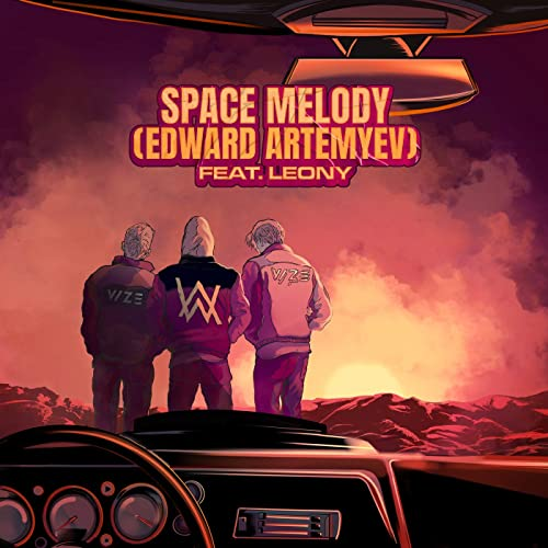 VIZE X ALAN WALKER FT. LEONY-Space Melody